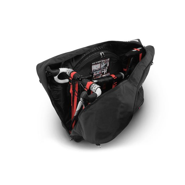 SCICON AeroComfort Road 3.0 TSA + Race Rain Bag