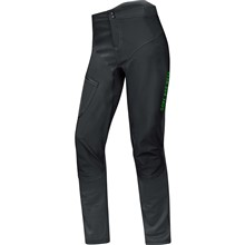 GORE Power Trail WS Soft Shell 2in1 Pants-black-L