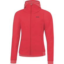 GORE R3 Women WS Thermo Hoodie-hibiscus pink-36