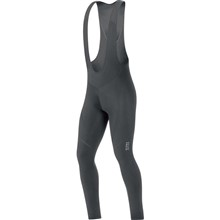 GORE C3 Thermo Bib Tights+-black-M