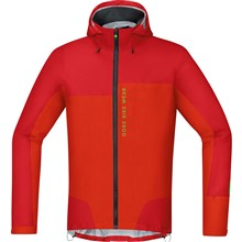 GORE Power Trail GTX Active Jacket-red/orange.com-M