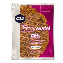 GU Energy Wafel-wild berries