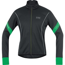 GORE Power 2.0 SO Jacket-black/fresh green-M