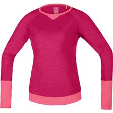 GORE Power Trail Lady Jersey long-jazzy pink/giro pink-36