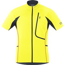 GORE Alp-X 3.0 Jersey-cadmium yellow/black-M