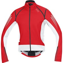 GORE Xenon 2.0 SO Jacket-red/white-M