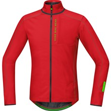 GORE Power Trail Thermo Jersey-red-M