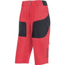 GORE C5 Women All Mountain Shorts-hibiscus pink-36