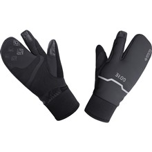 GORE GTX Infinium Thermo Split Gloves-black-11