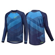 GIANT Transfer LS Jersey-blue-XL