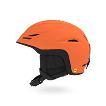 GIRO Union MIPS Mat Deep Orange/Black L