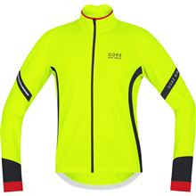 GORE Power 2.0 Thermo Jersey-neon yellow/black-L