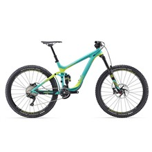 GIANT Reign Advanced 27.5 1-M16-L-green
