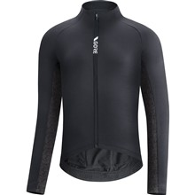 GORE C5 Thermo Jersey-black/terra grey-M