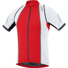 GORE Xenon 3.0 Jersey-red/white-M
