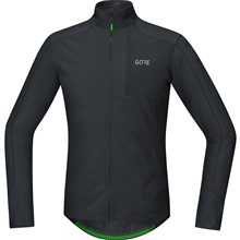 GORE C5 Thermo Trail Jersey-black-M
