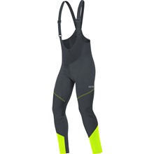 GORE C3 WS Bib Tights-blk/neon yellow-M