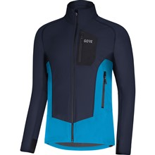GORE X7 Partial GTX Infinium Jacket-orbit blue/dynamic cyan-XXL