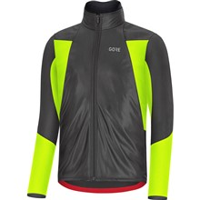 GORE C5 GTX Infinium Soft Lined Thermo Jacket-black/neon yellow-M