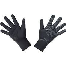 GORE C3 GTX Infinium Stretch Mid Gloves-black-10