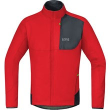 GORE C5 WS Thermo Trail Jacket-red/black-XXL