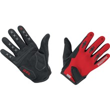 GORE Alp-X 2.0 SO Light Gloves-black/red-10