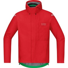 GORE Element GT Paclite Jacket-red-XXL