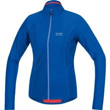 GORE Element Lady Thermo Jersey-brilliant blue/blizzard blue-38