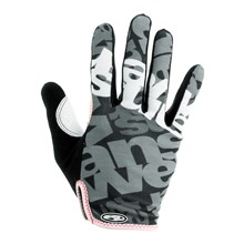 ANSWER Glove Clash-black/grey-XL