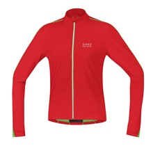 GORE Countdown 2.0 Thermo Jersey-red-XL