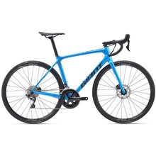 TCR Advanced 1 Disc-Pro Compact-M20-M-metallic blue/gunmetal black