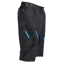 ZOIC Antidote shorts-black-S
