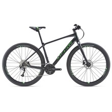 GIANT ToughRoad SLR 2-M19-L-metallic black/black/flash green