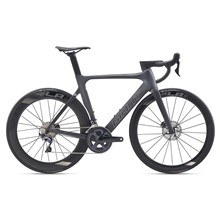 Propel Advanced 1 Disc-M20-ML-gunmetal black/chrome