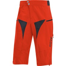GORE C5 All Mountain Shorts-orange.com-M