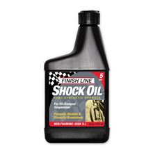 FINISH LINE Shock Oil 5wt 475 ml