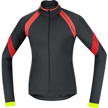 GORE Power 2.0 Thermo Lady Jersey-black/red-38