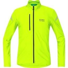 GORE Element Thermo Jersey-neon yellow-M