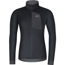 GORE M Thermo Shirt-black/terra grey-L