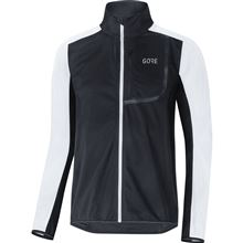 GORE C3 WS Jacket-black/white-XL