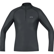 GORE M WS Base Layer Thermo Turtleneck-black-XL