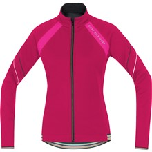 GORE Power Lady 2.0 WS Soft Shell Jacket-jazzy pink/magenta-38