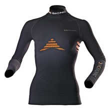 X-B Energizer Lady Shirt Long Sl.Turtle Neck-L/XL