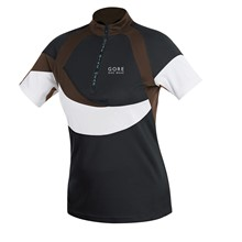 GORE Freeride Lady Jersey-black/white-38
